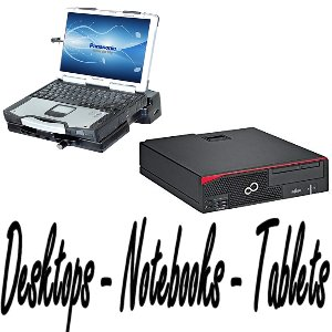 Desktops - Notebooks - Tablets And Accessories